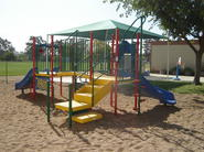 One of our Kinder playgrounds